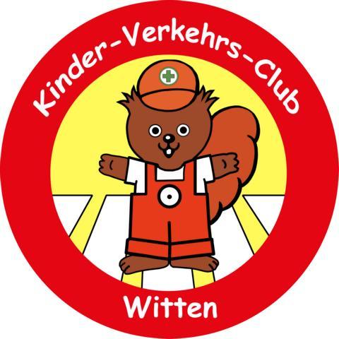 Logo des Kinder-Verkehrs-Clubs Witten